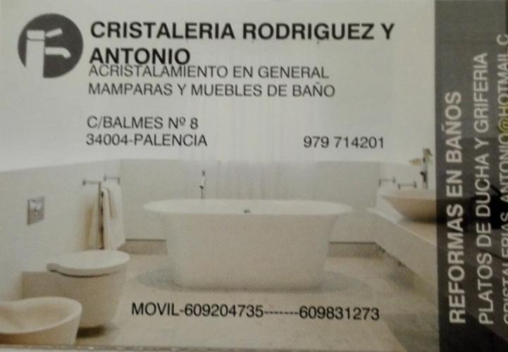 Cristaleria Rodriguez y Antonio